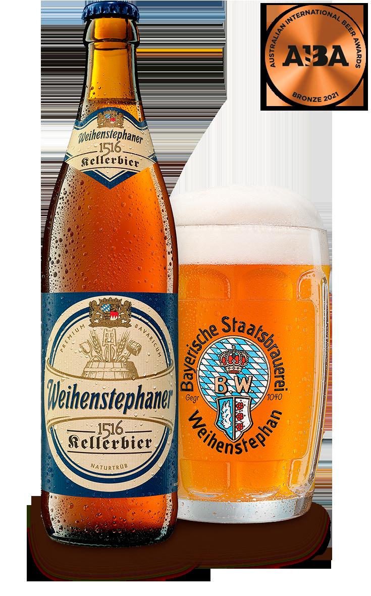 Weihenstephaner 1516 Kellerbier 50cl